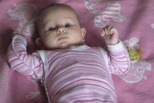 Сон у новорожденных