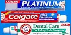Вред от зубной пасты